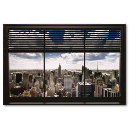 Αφίσα (αρχιτεκτονική, αξιοθέατα, θέα, πόλη, αρχιτεκτονική, κτίρια)